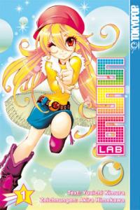 556 Lab Band 1