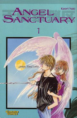 Angel Sanctuary Band 1
