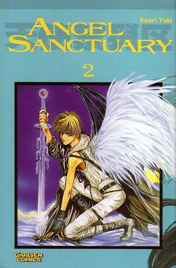 Angel Sanctuary Band 2