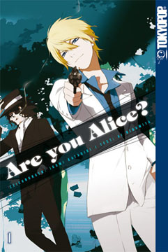 Are you Alice? Band 1