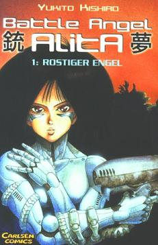 Battle Angel Alita Band 1