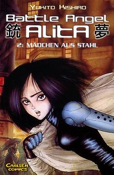 Battle Angel Alita Band 2