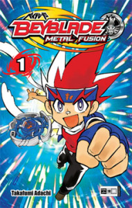 Beyblade: Metal Fusion Band 1