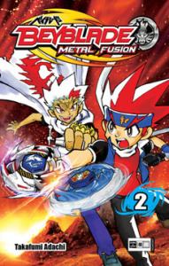 Beyblade: Metal Fusion Band 2