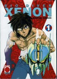 Bio Diver Xenon Band 1