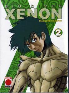 Bio Diver Xenon Band 2
