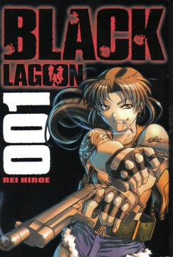 Black Lagoon Band 1