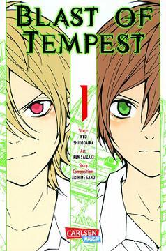 Blast of Tempest Band 1
