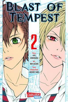Blast of Tempest Band 2
