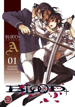Blood+ Adagio Band 1