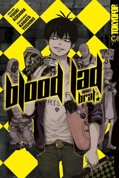 Blood Lad Brat Band 1