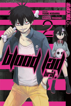Blood Lad Brat Band 2