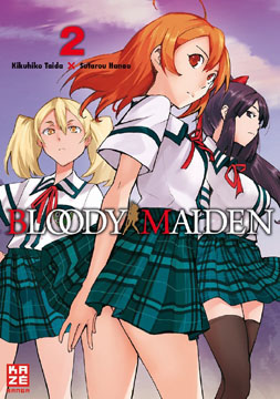 Bloody Maiden Band 2