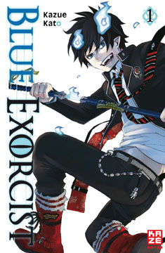 Blue Exorcist Band 1