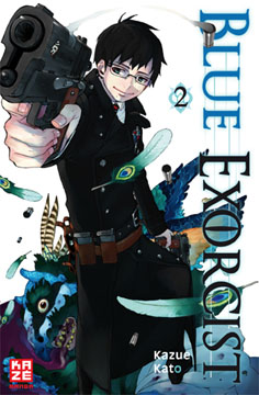 Blue Exorcist Band 2