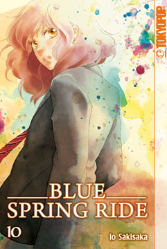 Blue Spring Ride Band 10