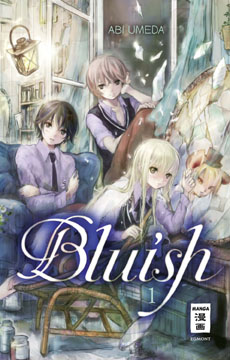 Bluish Band 1