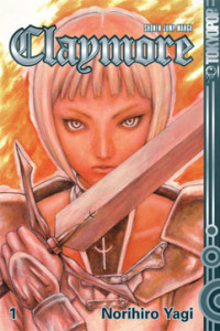 Claymore Cover 1