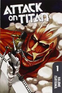 Attack on Titan Band 1