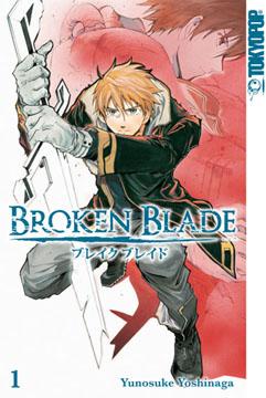Broken Blade Band 1