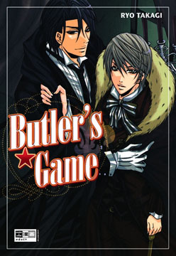 Butler's Game Band 1