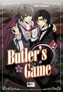 Butler's Game Band 2