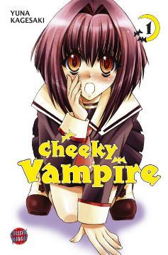 Cheeky Vampire Band 1
