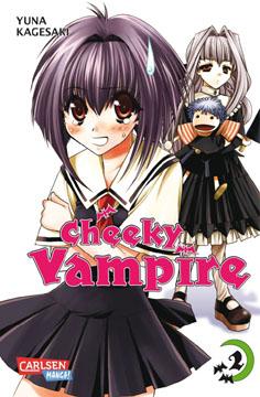 Cheeky Vampire Band 2