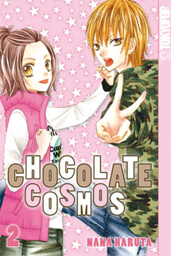 Chocolate Cosmos Band 2
