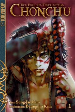 Chonchu - Der Erbe des Teufelssteins Band 1