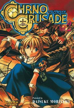 Chrno Crusade Band 2