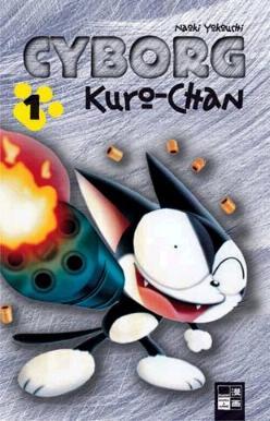 Cyborg Kuro-chan Band 1