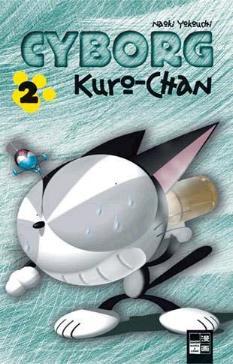 Cyborg Kuro-chan Band 2