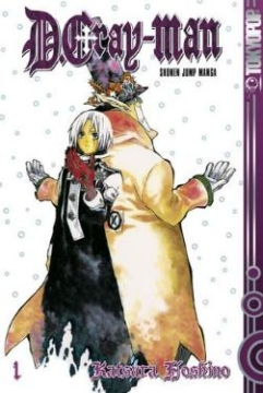 D.Gray-man Band 1