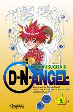 D.N.Angel Band 2