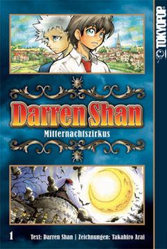 Darren Shan Band 1