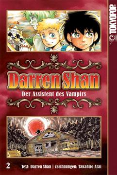 Darren Shan Band 2