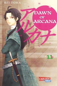 Dawn of Arcana Band 11