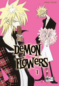 Demon Flowers Band 1
