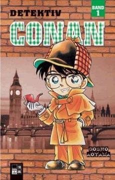 Detektiv Conan Band 1