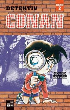 Detektiv Conan Band 2