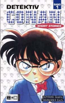 Detektiv Conan Short Stories Band 1