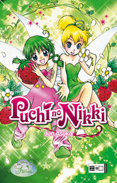 Disney: Fairies - Puchi no Nikki