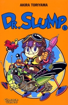 Dr. Slump Band 1