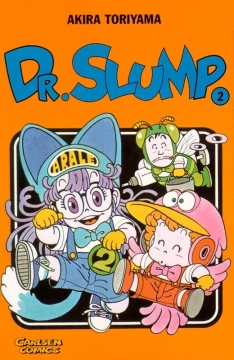 Dr. Slump Band 2