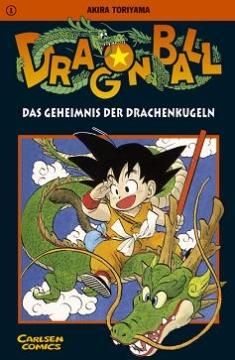 Dragon Ball Band 1
