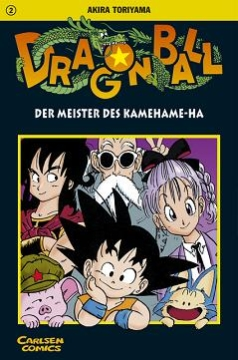 Dragon Ball Band 2