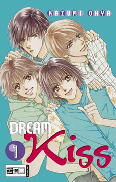Dream Kiss Band 1