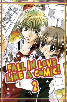 Fall in Love Like a Comic! Band 2