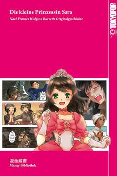 Manga-Bibliothek Die kleine Prinzessin Sara